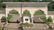 Kampus UIN Alauddin Makassar.