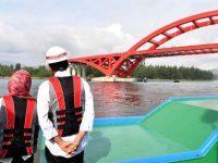 Dibangun 4 Tahun, Jembatan Youtefa Papua Akhirnya Diresmikan Jokowi