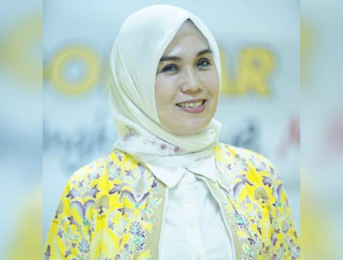 Andi Ina Kartika Terpilih Ketua DPRD Sulsel Periode 2019-2024