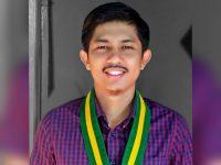 Ketua Pimpinan Wilayah (PW) Serikat Mahasiswa Muslimin Indonesia Sulsel Muhammad Syahrul Alam.