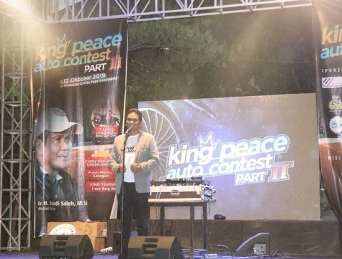 Bupati Barru Hadiri King Peace Auto Contest Part II