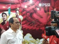 Akbar Faizal medaftar di Exco PSSI