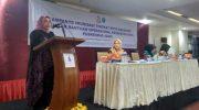 TP PKK Kota Makassar dan Dinas Kesehatan menggelar kampanye imunisasi tingkat Kota Makassar