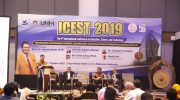 Universitas Negeri Makassar (UNM) kembali menggelar International Conference on Education, Science, and Technology (ICEST) 2019