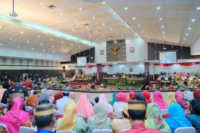 Peringatan HUT ke 350 tahun 2019 Sulawesi Selatan