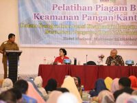 Pj Wali Kota Makassar Apresiasi Upaya BPOM Jaga Keamanan Pangan Sekolah