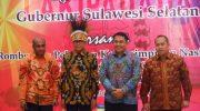 Gubernur Sulsel Sambut Peserta Pelatihan Kepemimpinan dari Papua