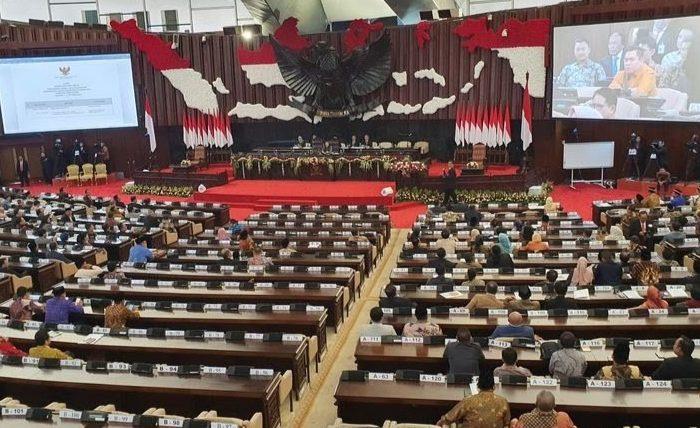 Gerindra dan Golkar Berebut Kursi Ketua MPR RI