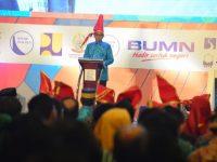 Seminar Nasional Bendungan Besar 2019 di Hotel Claro Makassar