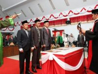 Pimpinan DPRD Bantaeng Definitif Dilantik