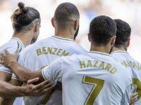 Hasil La Liga: Real Madrid Raih Poin Penuh atas Granada