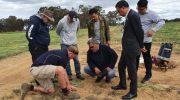Kembangkan Modernisasi Pertanian, Gubernur Sulsel Belajar Managemen Air di Australia