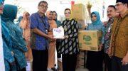 TP PKK Sulsel Salurkan Bantuan untuk Warga Sulsel di Wamena