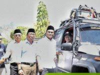 Bupati Barru dan Wakilnya Terima Rombongan Peserta ORX Jeep Community