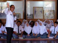 150 Siswa Siswi Gowa Belajar di Museum