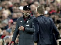 Manajer Liverpool, Jurgen Klopp (c) AP Photo