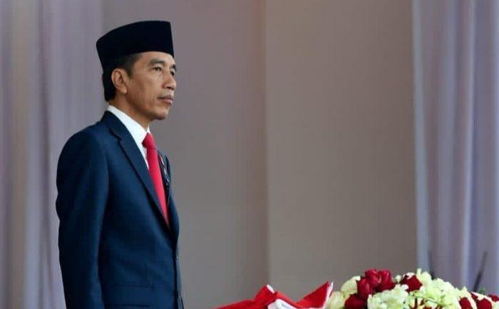Pidato Jokowi Kutip Peribahasa Pelaut Bugis