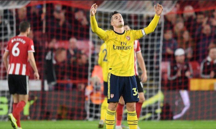 Arsenal Tumbang di Markas Sheffield United