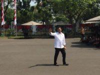 Syahrul Yasin Limpo Tiba di Istana Negara
