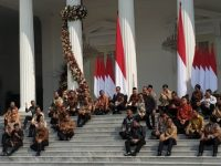 Jokowi Umumkan Nama-Nama Menteri Kabinet Indonesia Maju