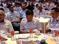 Rapat Koordinasi Pengawasan Daerah (Rakorwasda) Pemerintah Provinsi (Pemprov) Sulsel akhir tahun 2019