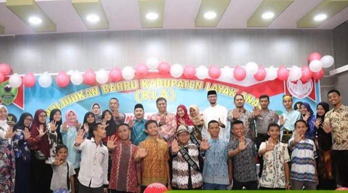 Pemkab Barru Peringati Hari Anak Nasional 2019