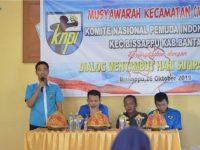Lutfi Yahya Harap DPK KNPI Bissappu Motori Gerakan Pemuda di Lingkup Kecamatan
