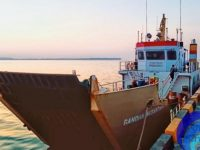 Kapal Rede Gandha Nusantara 15 Bantuan Kemenhub Tiba di Selayar