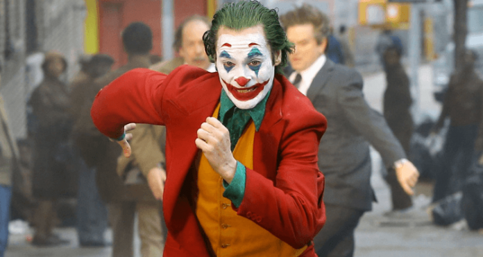 Adegan dalam Film Joker 2019. (Foto: Tribunnews)