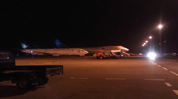 Pesawat Putar Balik ke Soekarno-Hatta Setelah Terbang 30 Menit