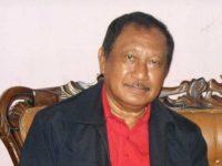 Mantan Gubernur Sulsel ke-5 1993-2003, Mayjen TNI (Purn) HZB Palaguna. (Ist)