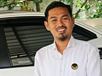 Ketua Liga Mahasiswa NasDem Sulbar, Asmadi. (Ist).