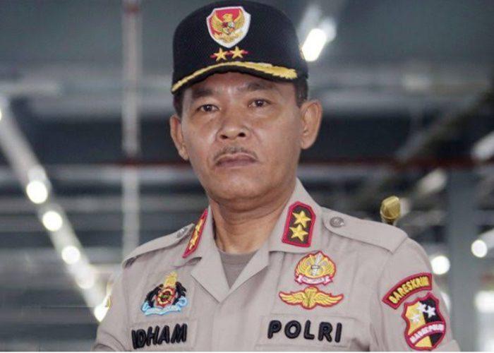 Komjen Pol Idham Azis menjadi calon tunggal Kapolri. (Jawa Pos)