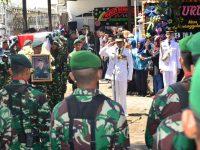 Gubernur Sulsel Pimpin Pelepasan Jenazah Almarhum Zainal Basri Palaguna