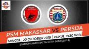 PSM Makassar Vs Persija Jakarta.