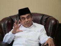 Menteri Agama Kabinet Indonesia Maju Jenderal (Purn) Fachrul Razi. (Foto: kemenag)