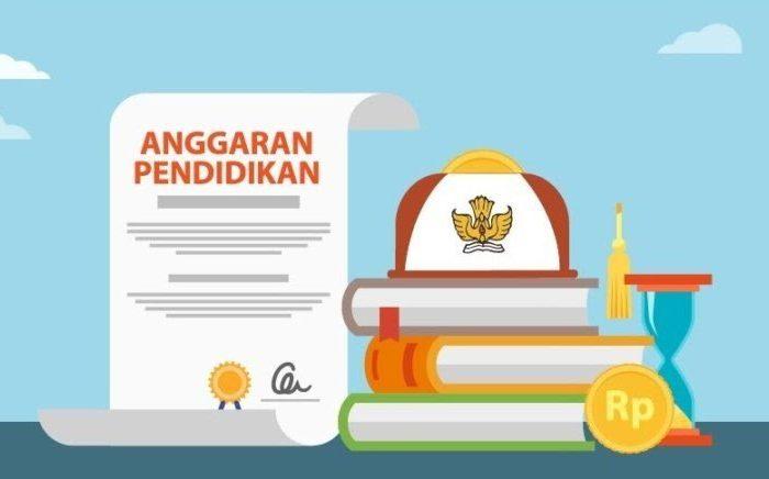Ilustrasi Anggaran Pendidikan © Siedoo
