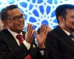 Nurdin Abdullah dan Syahrul Yasin Limpo. (Ist)