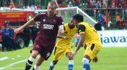 PSM Makassar Telan Kekalahan 2-3 Lawan Bhayangkara FC.