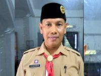 Kepala Sekolah SMPN 4 Parepare, H. Makmur.