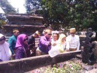 HUT ke-412 Tahun Makassar, Iqbal Suhaeb Ziarah ke TMP Panaikang dan Makam Raja Tallo