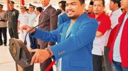 Pengurus Harian DPD KNPI Sulsel, Syamsul Bahri.