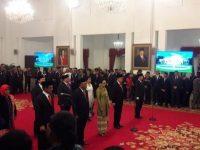 Presiden Jokowi Lantik 9 Anggota Komisi Kejaksaan RI periode 2019-2023