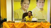Wawancara di Golkar Sulsel, JMS: Kalau Jadi 02, Lebih Baik Kembali ke Jakarta
