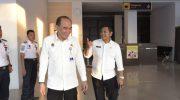 Kemenhub Pantau Progres Perpanjangan Runway Bandara Andi Djemma Masamba