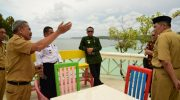 NA Tinjau Pembangunan Infrastruktur Wisata Bantuan Pemprov di Bulukumba