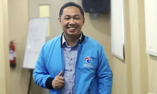 Politikus sekaligus Ketua Umum Partai Gelombang Rakyat (GELORA) Indonesia Anis Matta. (Tribunnews).