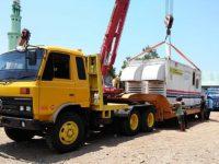 Mesin listrik PLN 1000 KWH untuk masyarat Pulau Jampea Kabupaten Kepulauan Selayar