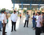 Tuan Rumah Porseni PGRI se-Sulsel, Bupati Barru Mantapkan Persiapan