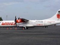 Pesawat Wings Air jenis ATR72-600